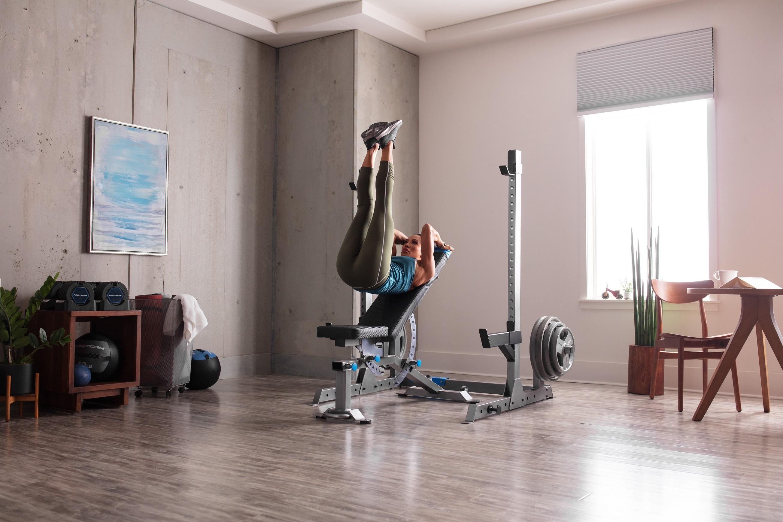 Banca de antrenament ProForm Carbon Olympic Strength (PFBE29920)