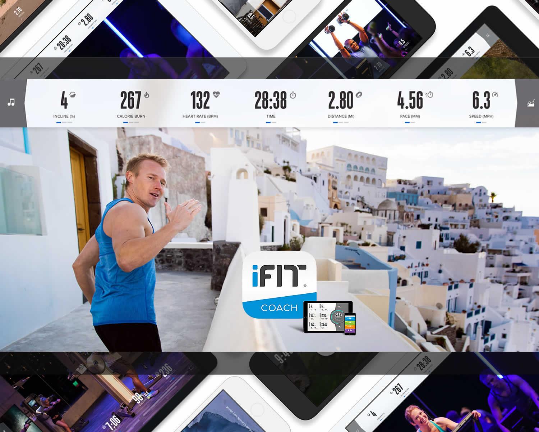 Antrenamente fitness interactive